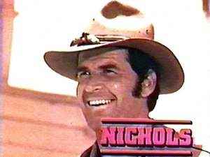 Nichols (TV series) - Title card screenshot