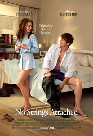 No Strings Attached (film) - Theatrical release poster