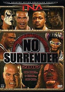 No Surrender 2007.jpg