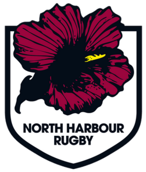 North Harbour Rugby Union - Image: North harbour ru logo
