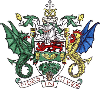Northavon - The arms of Northavon District Council