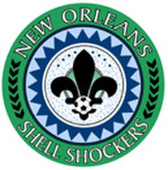New Orleans Jesters - Shell Shockers (2003-2007)