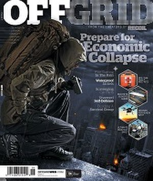 Offgrid - Image: OFFGRID Magazine Cover