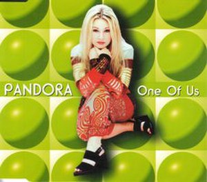 One of Us (ABBA song) - Image: One of Us by Pandora