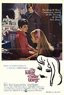 <i>The Killing of Sister George</i> (film) 1968 film by Robert Aldrich