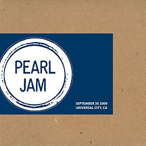 Pearl Jam Official Bootlegs