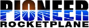 Pioneer Rocketplane - Image: Pioneer Rocketplane Logo