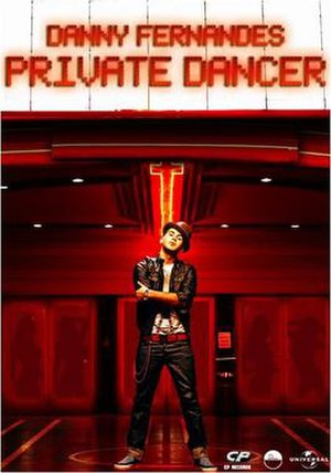 Private Dancer (Danny Fernandes song) - Image: Privatedancersinglec over