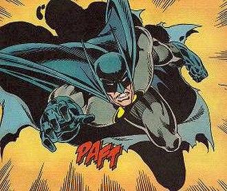 Batman: Knightfall - Image: Prodigal Dick Grayson as Batman