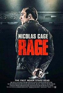 <i>Rage</i> (2014 film) 2014 film by Paco Cabezas
