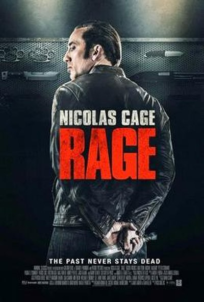 Picture of a movie: Rage