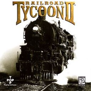 Railroad Tycoon II - Image: Railroad Tycoon 2 cover