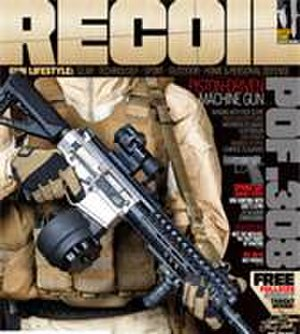 Recoil (magazine) - Image: Recoil issue 7 cover art
