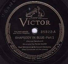 Rhapsody in Blue - Wikipedia