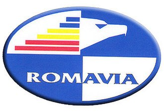 Romavia - Image: Romavia