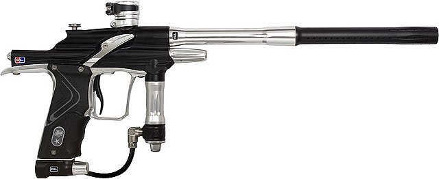 Planet Eclipse SL74 - Expensive Paintball Guns