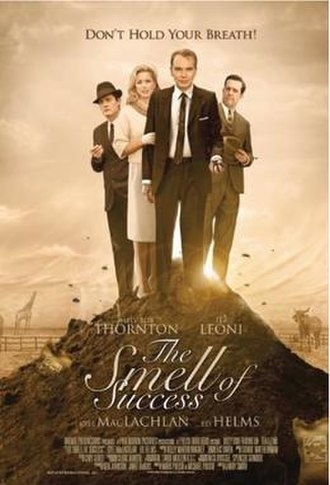 The Smell of Success - Image: SOS Poster 2