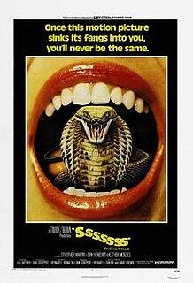 <i>Sssssss</i> 1973 film by Bernard L. Kowalski