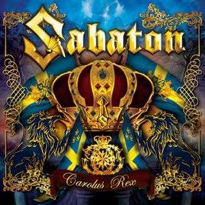 Carolus Rex (album) - Image: Sabaton Carolus Rex