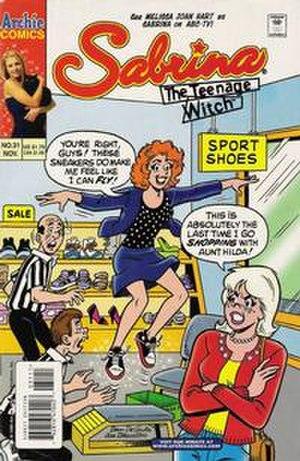 Hilda Spellman - Image: Sabrina 31 nov 1999