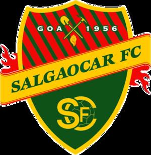 Salgaocar F.C. - Image: Salgaocar F.C. Logo