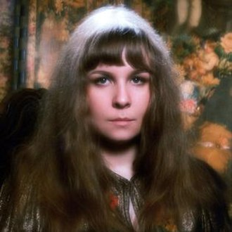 Sandy Denny - Denny at Island Records, 1972