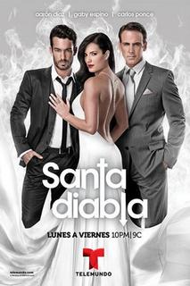 <i>Santa Diabla</i> American telenovela