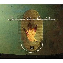 Sarah McLachlan - Rarities, B-Sides and Other Stuff Volume 2.jpg