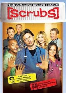 <i>Scrubs</i> (season 8)