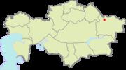 Semey, in Eastern Kazakstan