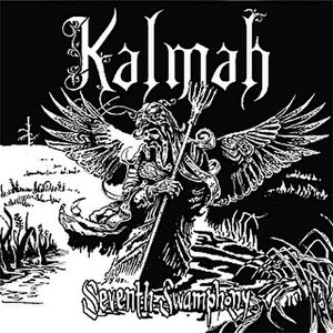 Seventh Swamphony - Image: Seventh Swamphony (Kalmah) album cover