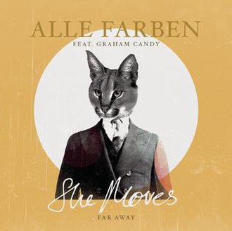Alle Farben featuring Graham Candy — She Moves (Far Away) (studio acapella)