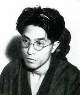 Kensaku Shimaki Japanese writer