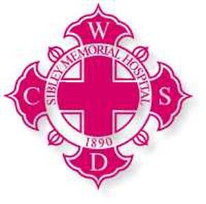 Sibley Memorial Hospital - Historic Sibley Memorial Hospital logo.