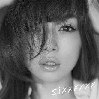 Sixxxxxx - Image: Sixxxxxx CD only cover
