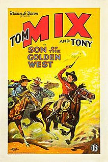<i>Son of the Golden West</i> 1928 film directed by Eugene Forde