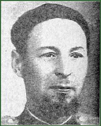 303rd Rifle Division (Soviet Union) - Maj. Gen. K. S. Fyodorovskiy, Hero of the Soviet Union