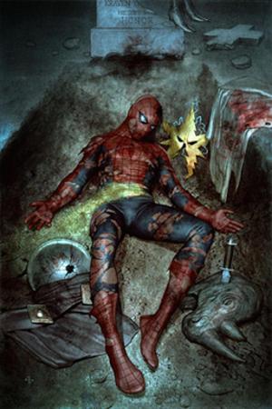 The Gauntlet and Grim Hunt - Image: Spider Man Gauntlet promo