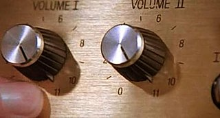 Up to eleven popular culture idiom