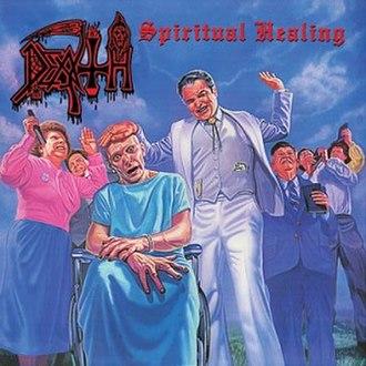 Spiritual Healing (album) - Image: Spiritual Healing