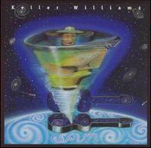 Spun (album) - Image: Spun Keller Williams
