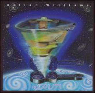 Spun (album) - Image: Spun Keller Williams