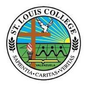 St. Louis College of Valenzuela - Image: St louis college valenzuela logo