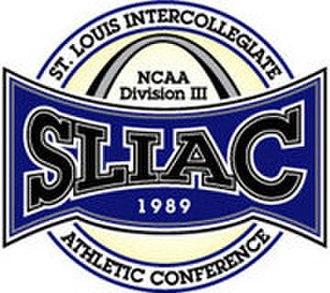 St. Louis Intercollegiate Athletic Conference - Image: St. Louis Intercollegiate Athletic Conference logo