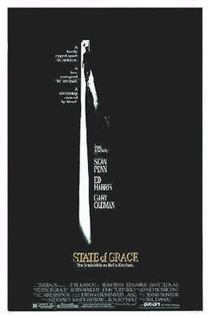 State of Grace (film) - Theatrical release poster