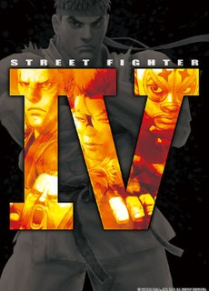 <i>Street Fighter IV</i> video game