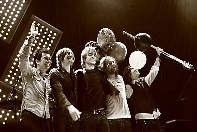 Picture of a band or musician: Switchfoot