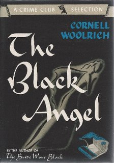 <i>The Black Angel</i> (novel)