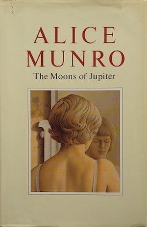 The Moons of Jupiter - Cover of the first edition.