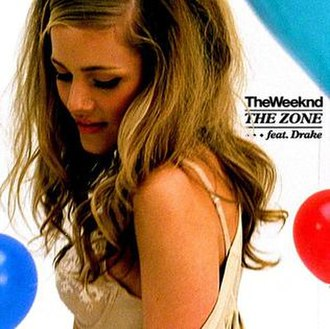 The Zone (The Weeknd song) - Image: The Weeknd The Zone